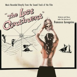 LAVAGNINO Francesco : LP The Lost Continent