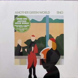 BRIAN ENO : LP Another Green World