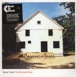 "SONIC YOUTH : 12""EP The Diamond Sea"