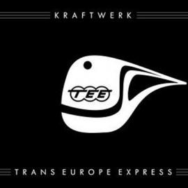 KRAFTWERK : LP Trans Europe Express