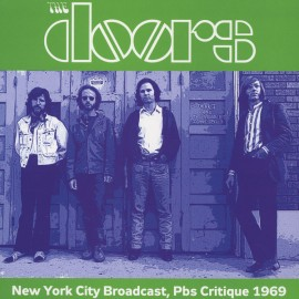 DOORS (the) : LP New York City Broadcast, PBS Critique 1969
