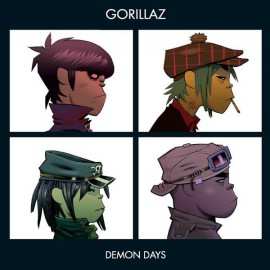 GORILLAZ : LPx2 Demon Days