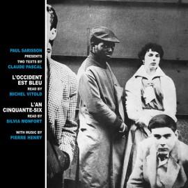 HENRY Pierre : LP L'Occident Est Bleu / L'An Cinquante-Six
