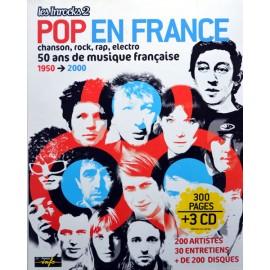 VARIOUS : CDx3 Pop En France - 50 Ans De Musique Française 1950 - 2000