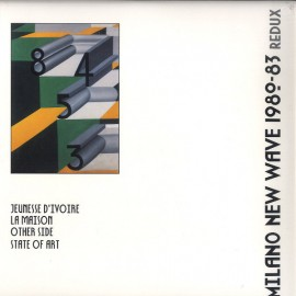 VARIOUS : LP Milano New Wave 1980-83 Redux