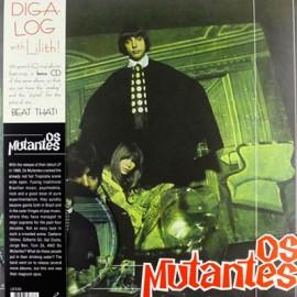 OS MUTANTES : LP+CD Os Mutantes