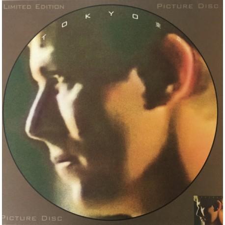 BOWIE David : LP Picture Tokyo