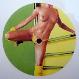 "PSYCHEMAGIK : 12""EP Dance Hall Days"