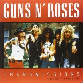 GUNS N' ROSES : LP Transmissions : Rare Radio & TV Broadcasts