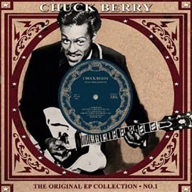 """BERRY Chuck : 10""""EP Original EP Collection Vol1"""