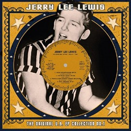 "JERRY LEE LEWIS : 10""EP Us Ep Collection No 1"