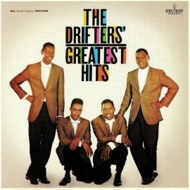 DRIFTERS (the) : LP Greatest Hits