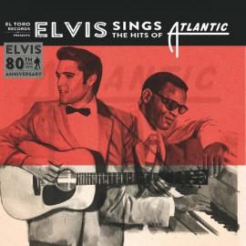 PRESLEY Elvis : Elvis Sings The Hits Of Atlantic