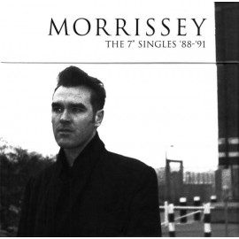 """MORRISSEY : 7""""EPx10 The 7"""" Singles '88 - '91"""