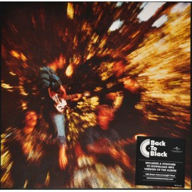 CREEDENCE CLEARWATER REVIVAL : LP Bayou Country