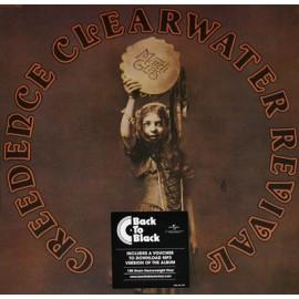 CREEDENCE CLEARWATER REVIVAL : LP Mardi Gras