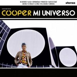 COOPER (ESP) : LP Mi Universo
