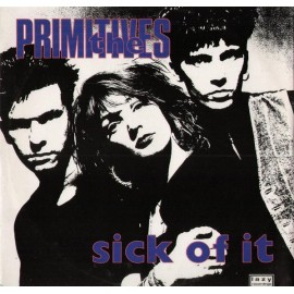 "PRIMITIVES (the) : 12""EP Sick Of It"