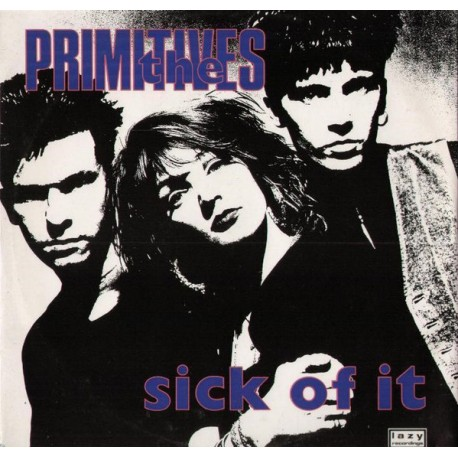 """PRIMITIVES (the) : 12""""EP Sick Of It"""