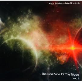 SCHULZE Klaus / NAMLOOK Pete : LPx2 The Dark Side Of The Moog Vol 1