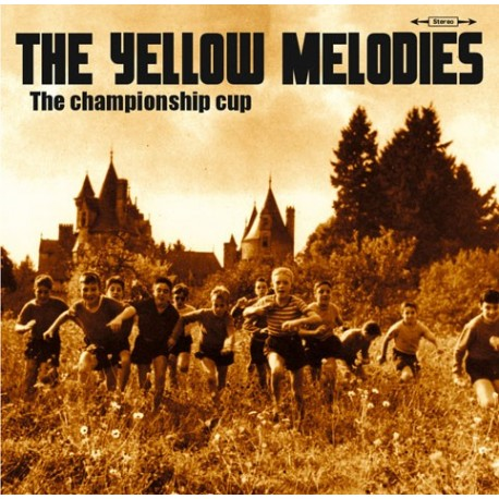 YELLOW MELODIES (the) : New Identities EP