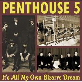"PENTHOUSE 5 : LP+7"" It's All My Own Bizarre Dream"