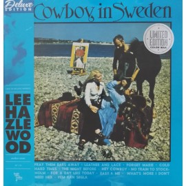 LEE HAZLEWOOD : LP+DVD Cowboy In Sweden
