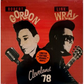 LINK WRAY / GORDON Robert : LP Cleveland '78