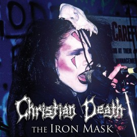 CHRISTIAN DEATH : LP The Iron Mask