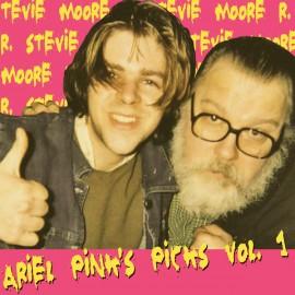 MOORE R. Stevie : LPx2 Ariel Pink's Picks Vol.1