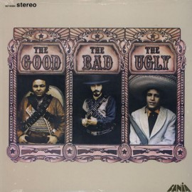 COLON Willie : LP The Good, The Bad, The Ugly