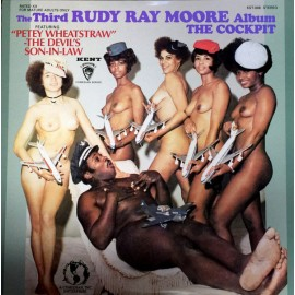 MOORE Rudy Ray : LP The Third Rudy Ray Moore Album-The Cockpit