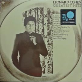 COHEN Leonard : LP Greatest Hits