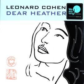COHEN Leonard : LP Dear Heather