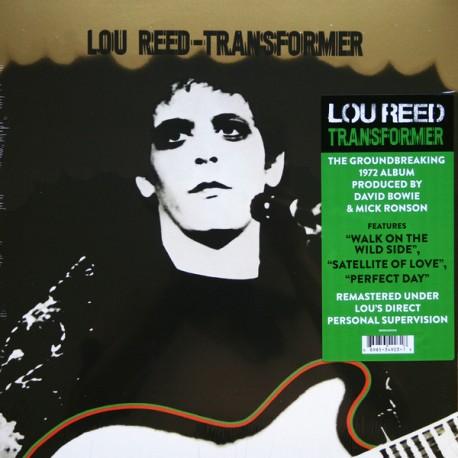 LOU REED : LP Transformer