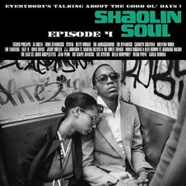 VARIOUS : LPx2+CD Shaolin Soul (Episode 4)
