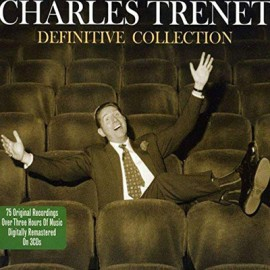 TRENET Charles : CDx3 Definitive collection