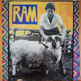 McCARTNEY Paul & Linda : LP Ram