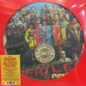 BEATLES (the) : LP Picture Sgt. Pepper's Lonely Hearts Club Band