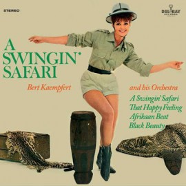 KAEMPFERT Bert : LP A Swingin' Safari