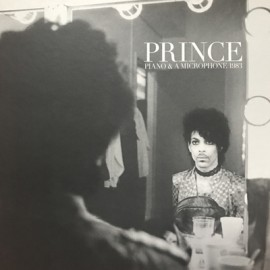PRINCE : Box LP+CD Piano & A Microphone 1983