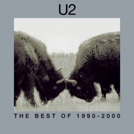 U2 : LPx2 The Best Of 1990 - 2000