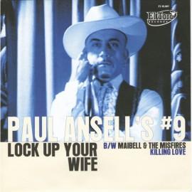 SPLIT PAUL ANSELL'S 9 / MAIBELL & THE MISFIRES