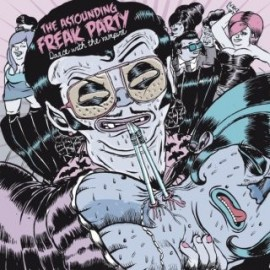 VARIOUS : THE ASTOUNDING FREAK PARTY : LP Dance With The Vampire