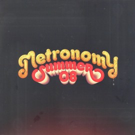 METRONOMY : LP+CD Summer 08