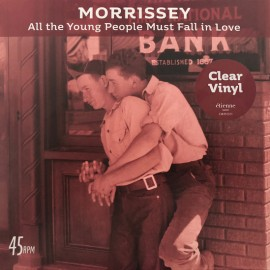 MORRISSEY : All The Young People Must Fall In Love