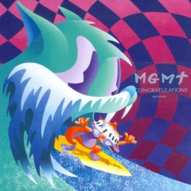 MGMT : CD Congratulations