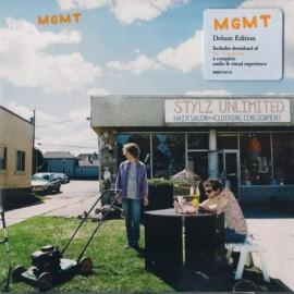 MGMT : CD MGMT