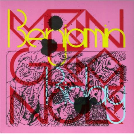 BIOLAY Benjamin : CD Vengeance