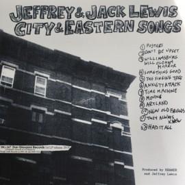 LEWIS Jeffrey : LP City & Eastern Songs